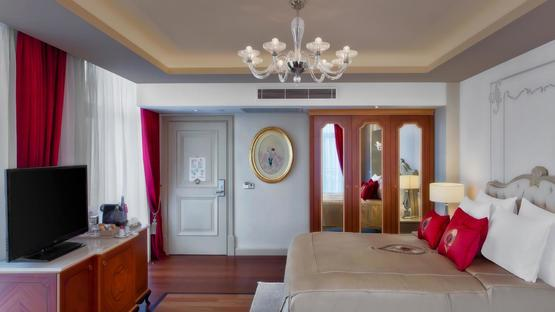 CVK Park Bosphorus Hotel Istanbul Executive Room With City View