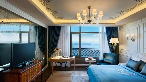 CVK Park Bosphorus Hotel Istanbul Executive Room With Bosphorus View